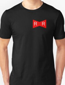 Android 17 ALTERNATE - DBZ Cosplay - Red Ribbon Army T-Shirt