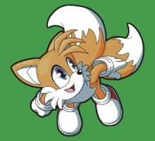 Sonic the Hedgehog - Tails Baby Tee
