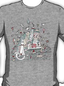 Transport City (Tee) T-Shirt