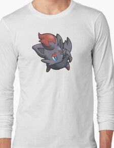 Pokemon - Zorua Long Sleeve T-Shirt