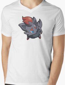 Pokemon - Zorua Mens V-Neck T-Shirt