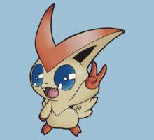 Pokemon - Victini Kids Tee