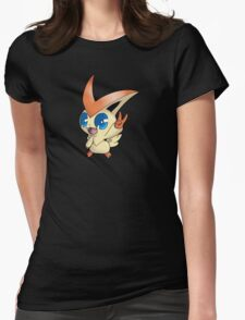 Pokemon - Victini Womens Fitted T-Shirt