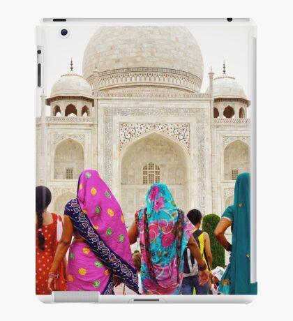 Taj Mahal Women iPad Case/Skin