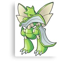 Pokemon - Scyther Canvas Print