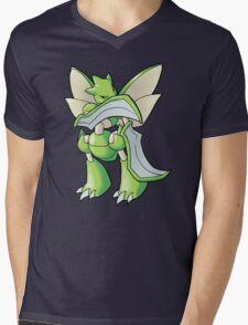 Pokemon - Scyther Mens V-Neck T-Shirt