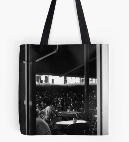 Through an open door ... Tote Bag