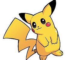 Pokemon - Pikachu by 57MEDIA