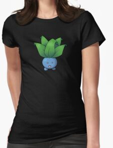 Pokemon - Oddish Womens Fitted T-Shirt