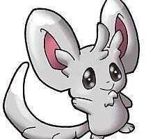 Pokemon - Mincinno by 57MEDIA