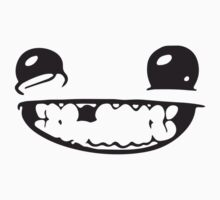 SUPER MEAT BOY FACE by MDRMDRMDR