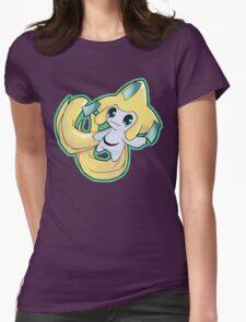 Pokemon - Jirachi Womens Fitted T-Shirt
