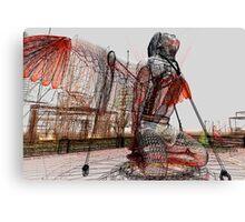 Icarus Bound Canvas Print