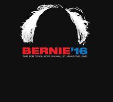 Bernie Sanders for President - Hair - White Text Unisex T-Shirt