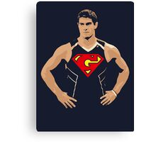Jimmy Garoppolo - Superman Canvas Print