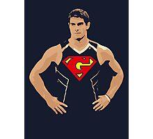 Jimmy Garoppolo - Superman Photographic Print