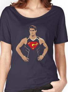 Jimmy Garoppolo - Superman Women's Relaxed Fit T-Shirt
