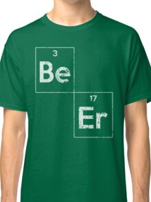 Beer Elements St Patrick's Day Classic T-Shirt