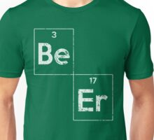 Beer Elements St Patrick's Day Unisex T-Shirt