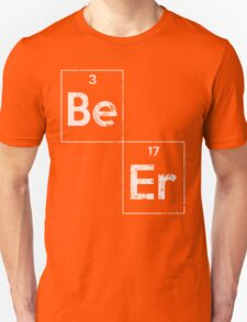 Beer Elements St Patrick's Day T-Shirt