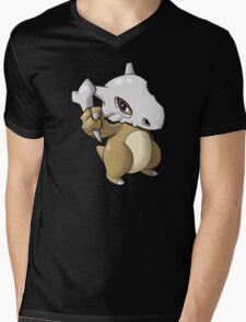 Pokemon - Cubone Mens V-Neck T-Shirt