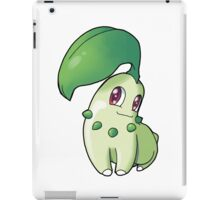 Pokemon - Chikorita iPad Case/Skin