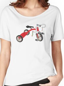 Bicycle Gateway Drug Women's Relaxed Fit T-Shirt