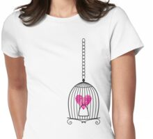 CAGED HEART T-Shirt