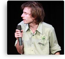 Dave Campbell - Comedian Canvas Print