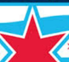 Chicago red stars  Sticker