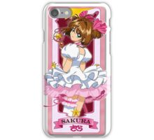 CardCaptor Sakura iPhone Case/Skin