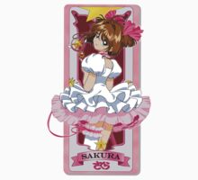 CardCaptor Sakura One Piece - Short Sleeve