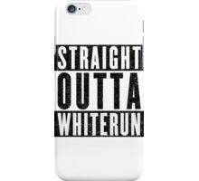 Adventurer with Attitude: Whiterun iPhone Case/Skin
