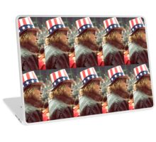 Patriot Act Laptop Skin