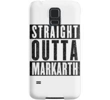 Adventurer with Attitude: Markarth Samsung Galaxy Case/Skin