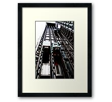 The Tyrell Corporation Framed Print