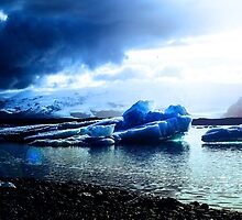 Ice Blue by JohnLucke