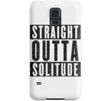 Adventurer with Attitude: Solitude Samsung Galaxy Case/Skin