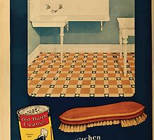 Advertisements Photoplay Magazine January through June 1919 0484 Old Dutch Cleanser by wetdryvac