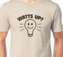 Watts Up? Unisex T-Shirt