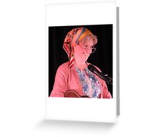Granny Flaps (Lori Bell) - Comedian Greeting Card