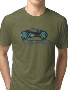 Tron Lightcycle Tri-blend T-Shirt