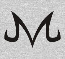 Dragonball Z Majin Symbol by xanaman