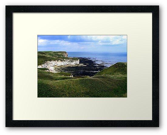 Yorkshire Coast by Trevor Kersley