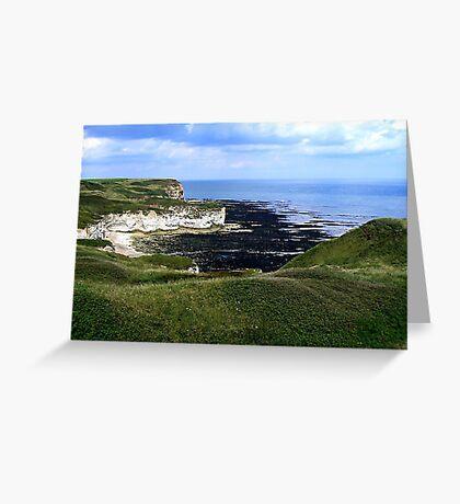 Yorkshire Coast Greeting Card