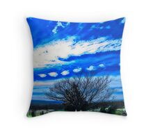 The Sky's The Limit - Laidley Queensland Throw Pillow