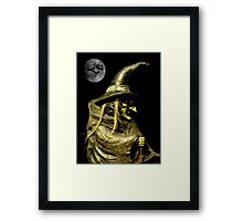 Halloween Night ~ Part Two Framed Print
