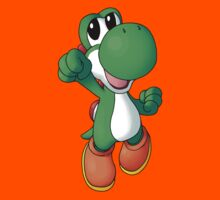 Super Mario Bros. - Yoshi Kids Clothes