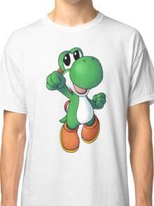 Super Mario Bros. - Yoshi Classic T-Shirt