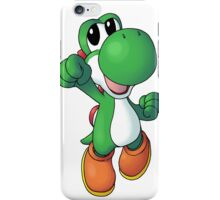 Super Mario Bros. - Yoshi iPhone Case/Skin
